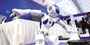 Two years: the adoption rate of China's manufacturing robots will be up